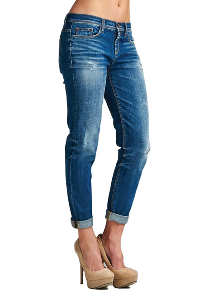 Mya Boyfriend Denim Jeans