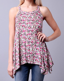 Flower Fields Flowy Top