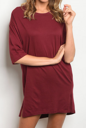 Reece Half Sleeve Tunics - 3 Colors