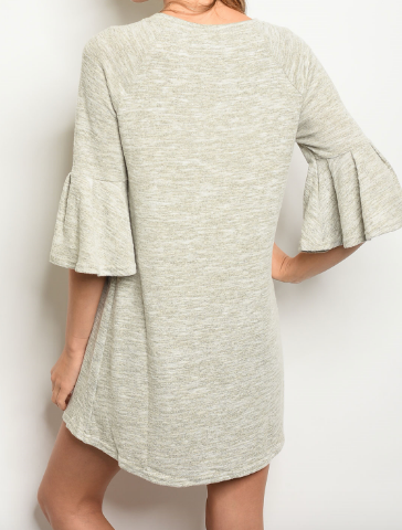 Salt + Light Dress - Olive