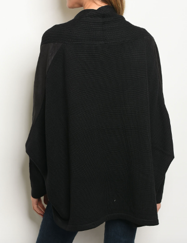 Million Reasons Cardigan - Black