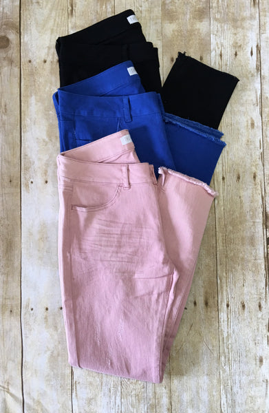 Colored Skinnies 3 Colors