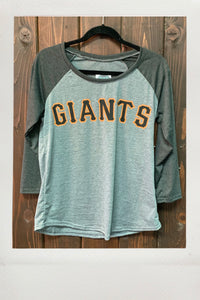 Giants Baseball Tee