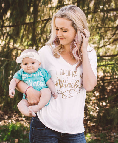 Miracle Mommy + Me Set - Twin Rivers Clothing Co.