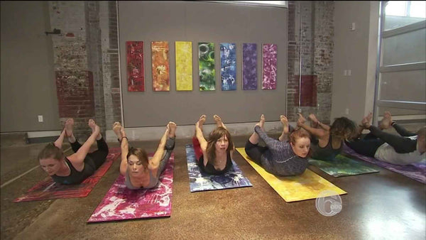 PLUSgives Spreads Yoga Love on 6ABC's FYIPhilly Interview
