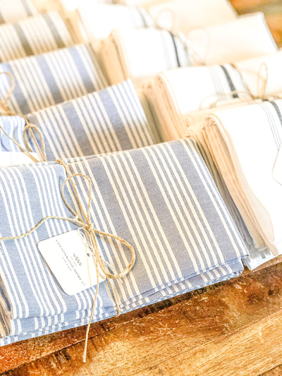 FARMHOUSE TABLE LINENS
