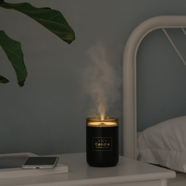 X Candle - Ultrasonic Air Humidifier & Light