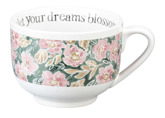 Mug - Let Your Dreams Blossom