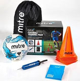 Mitre Football Training Pack