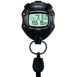 Casio Handheld Stopwatch - HS80TW/1EF REDUCED Was £35.45
