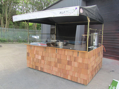 Alplings Food Hut Main Image