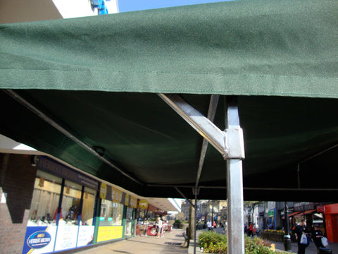Extra Large Kahuna Food Hut - canopy view