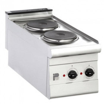 Parry P2H Two Ring Electric Boiling Top