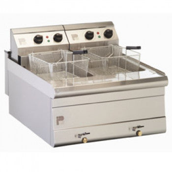 Parry PDF6 Double Table Top Electric Fryer