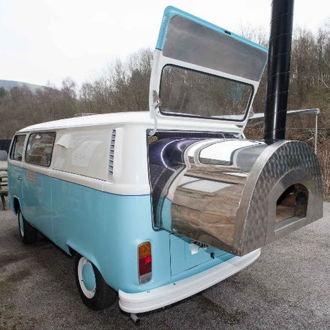 VW Wood Fired Pizza Van