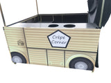 Small Street food Van - Citroen H