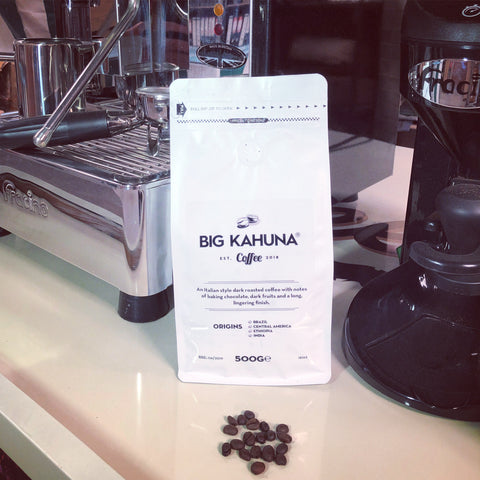 Big Kahuna Coffee Beans 500g