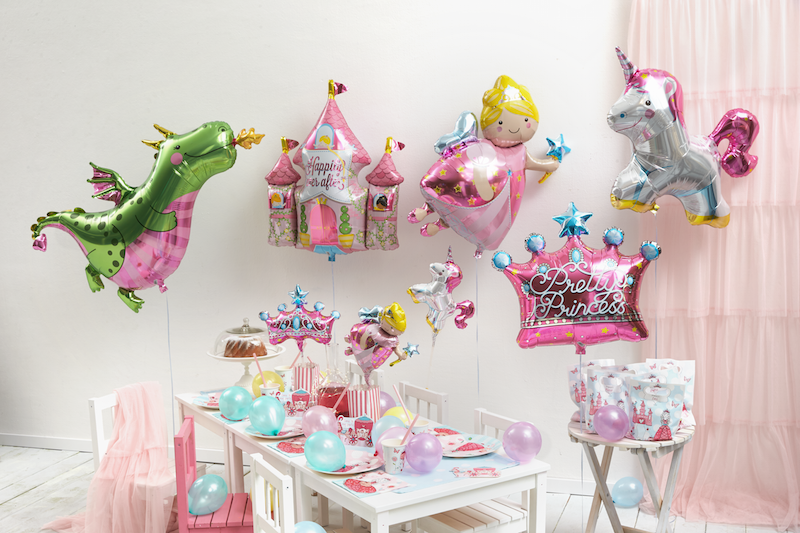 Prinzessin Party Pack