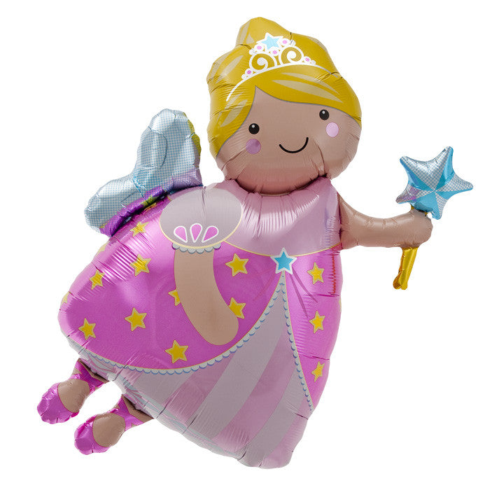 Prinzessin Party Fairy Godmother, 91cm