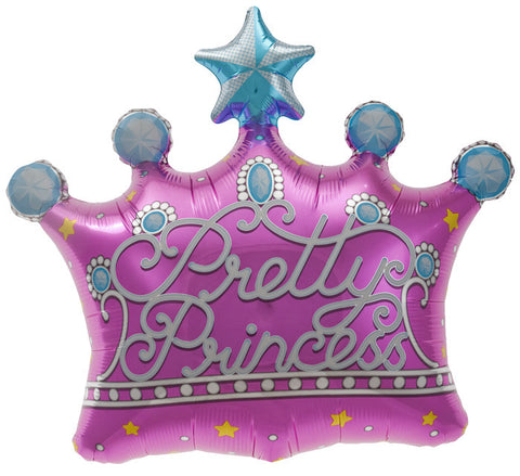 Prinzessin Party Princess Crown, 64cm
