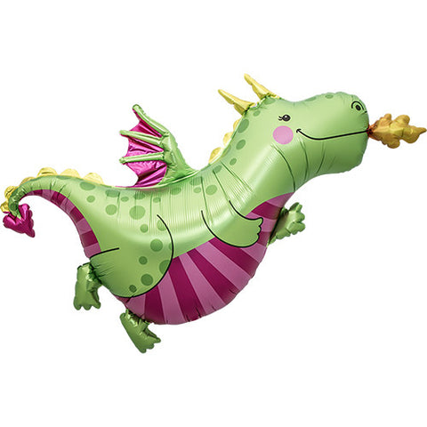 Prinzessin Party Daphne Dragon, 119cm