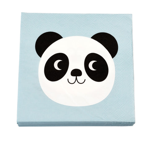 Baby Shower Serviette Panda