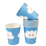 Baby Shower Becher Happy Cloud
