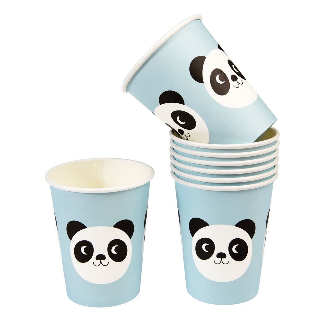 Baby Shower Becher Panda