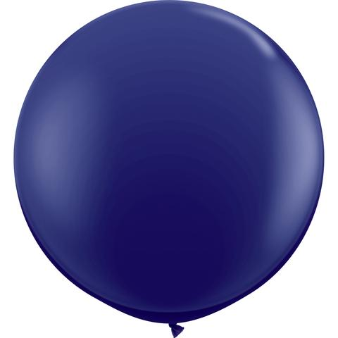 Riesenballon navy