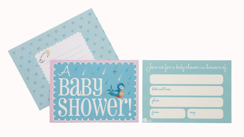 Baby Shower EInladungen