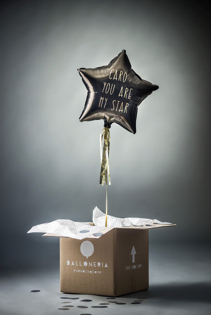 You are my Star Ballon