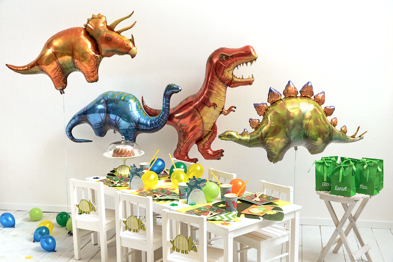 Dinosaurier Party Pack