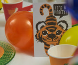 Wilde Tiere Party Pack