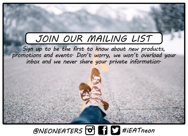 Neon Eaters mailing list