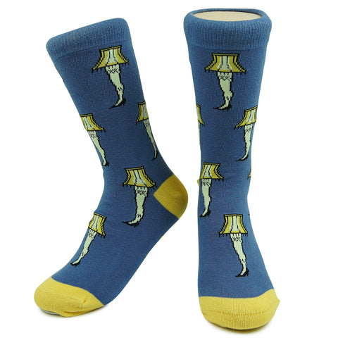 Crew Socks - Leg Lamps