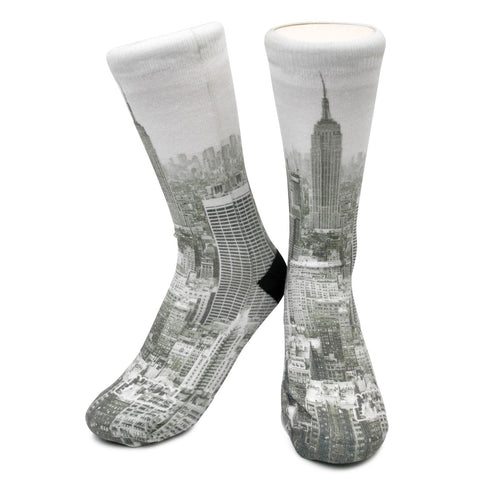 Crew Socks - New York Empire State