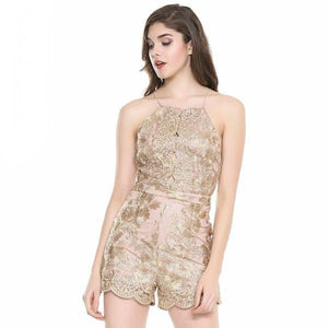 The Vallerie Romper