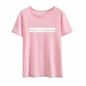 Future is Female Tee 2