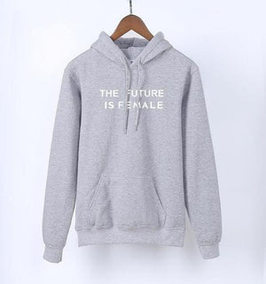 The Future Is Female Sweater