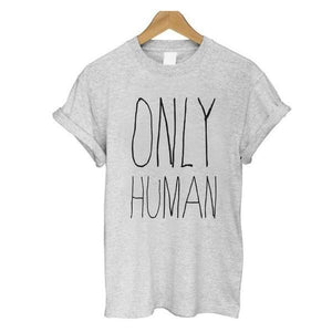 Only Human Tee