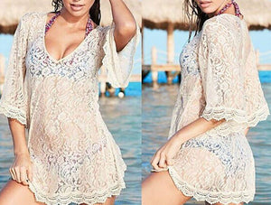 Gorgeous Lace Cover Up