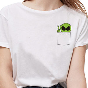Alien in My Pocket Tee
