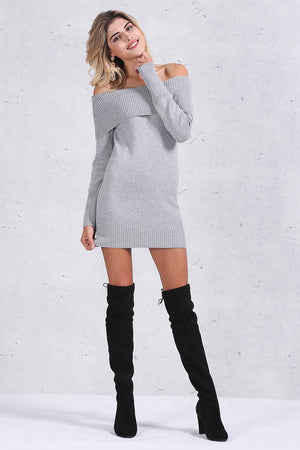 Jereni Sweater Dress