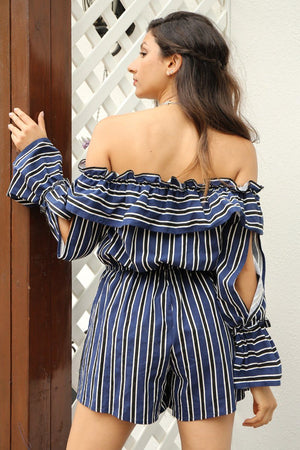 Baruah Playsuit