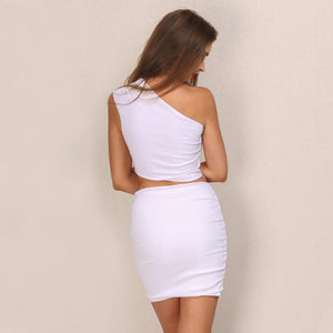 Julia Two Piece Bodycon Dress