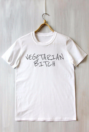 Vegetarian Bitch Tee