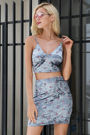 Sloanne Two Piece Set