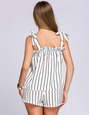 Stripes Two Piece Set