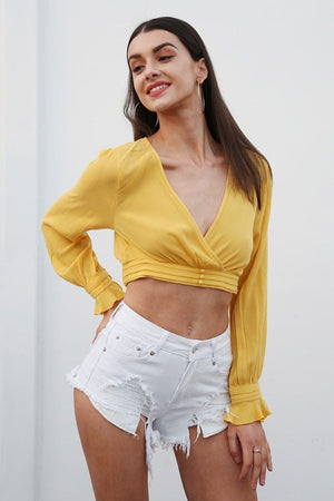 Zoxiasa Crop Top