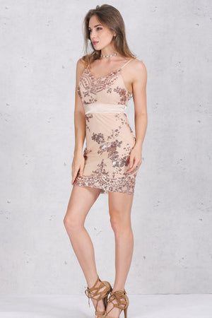 Quintina Bodycon Dress